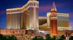 Top 10 largest hotels in the world: #1 THE VENETIAN & THE PALAZZO, LAS VEGAS, USA