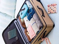 Trecuri pentru a pleca in vacanta doar cu bagajul de mana | Read My Mind