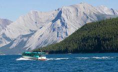 Lake Minnewanka Cruise in Banff National Park   Banff Jasper Collection
