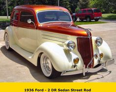 1936 ford sedan. Pinned for everything but bumper, and wheels and paint slants down weird