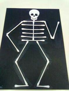 Esqueleto .. Noviembre