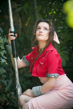 Aerith (Final Fantasy 7) ~ Cosplay