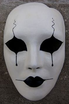 Made to Order Masquerade Mask by AnotherFaceStudio on Etsy