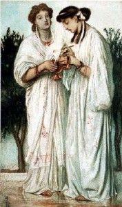 Il trucco nell'Antica Grecia - Tentazione Makeup