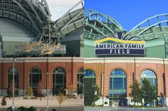Eyes on Milwaukee: See How Miller Park Will Become American Family Field » Urban Milwaukee
