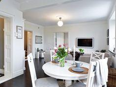 2-комнатная квартира простого рабочего в Швеции: moyaikea