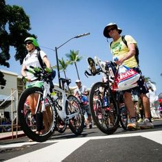 Bikes Of Ironman Hawaii: Bike Check-In