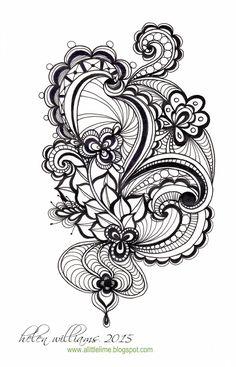 a little lime: Moleskine Doodle no. 12