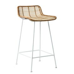 Black Rattan Bar Stool Stools Amp Bar Stools Furniture