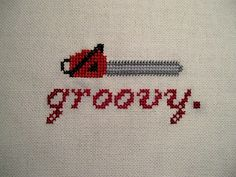 Army of Darkness - Evil Dead Cross Stitch