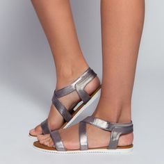 Metal Mania Flip Flops - Now available @ www.myfavouritemusthaves.com #newarrivals #summer #musthaves #metal #flipflops