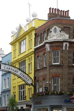 Carnaby Street, London   <3