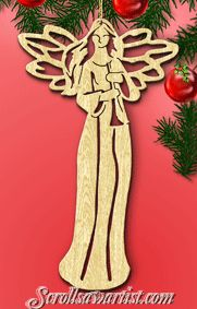 Scroll Saw Patterns :: Religious & Inspirational -