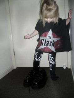My kids will be like this just like me at consents all the time love the look on all ages
