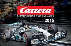 Carrera Neuheiten 2015 - Carrera Neuheiten 2015 #slotcar #autorennbahn carrera