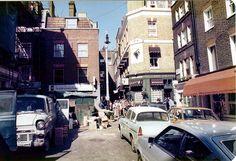 Shepherd Market • 1979