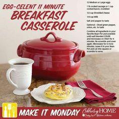 Bean Pot Breakfast Casserole
