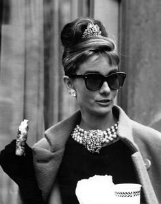 I'd love to eat breakfast at Tiffany's
