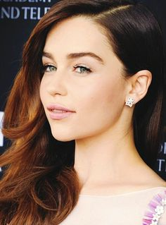 Emilia Clarke and the great brows