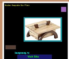 Wooden Keepsake Box Plans 103815 - The Best Image Search