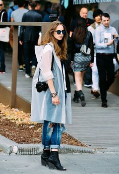 How To Stay Dry In Style This Season