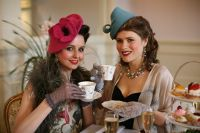 Like your creature comforts and a spot of afternoon #tea? Stay at The Angel in #Abergavenny PS dressing up for afternoon tea optional!