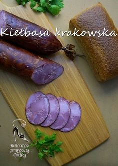 Kulinarne przygody Gatity: Kiełbasa krakowska parzona