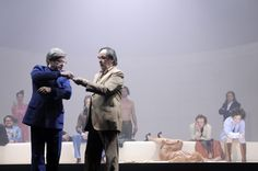 Burgtheater - Trilogie des Wiedersehens - 12. September 2009