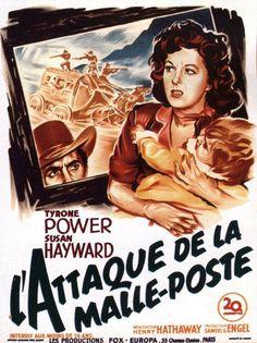 Risultati immagini per Rawhide 1951 Tyrone Power, Films Western, Westerns, Susan Hayward, Movie Collage, Movie Archive, Men Are Men, Pulp Magazine, George Clooney