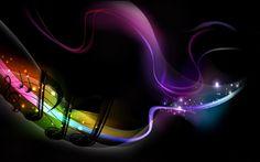 Color Of Music Top Wallpaper