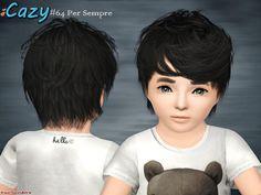 Cazy's Per Sempre Hair - Toddler