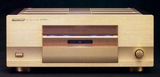 Pure Power (2000) - Pioneer M-AX10 Bluetooth Gadgets, Bluetooth Speakers, Electronics Gadgets, Pioneer Audio, Hi End, Audio Design, Hifi Audio, Home Cinemas, Loudspeaker