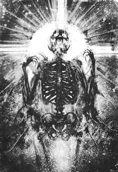 "pixelated-nightmares: ""Abolish by Devin-Francisco "" Arte Horror, Horror Art, Dark Fantasy Art, Dark Art, Arte Grunge, Posca Art, Satanic Art, Arte Obscura, Dark Drawings"