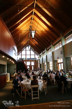 Kuttemperoor Grand Hall space at the Sharon Lynne Wilson Center for the Arts in Brookfield, WI.