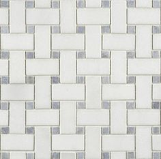Countertop Material Crossword Puzzle Clue : Basketweave, White/beige Honed 8x8 Mosaic Limestone Mosaic the tile ...