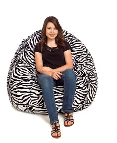 Our animal fur bean bag chairs are available in 7 different animal patterns. Our faux fur beanbags come with a fully removable cover that is washable. Fur Bean Bag, Large Bean Bag Chairs, Animal Fur, Stuffed Animal Patterns, Exotic Pets, Gift, Plush Pattern, Unusual Pets, Gifts