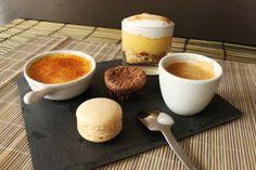 Surprises et gourmandises - Café gourmand
