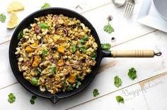 Best #Pumpkin Recipes on the Net (August 2013 Edition): Vegan Moroccan Pumpkin Couscous recipe by Veggieful