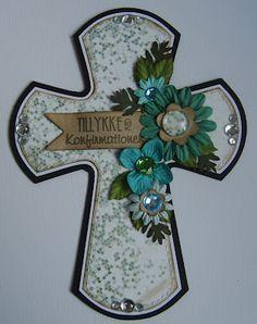 Baptisms, Cricut Cards, Cardmaking, Scrapbooking, Symbols, Faith, Christmas Ornaments, Cars, Lettering