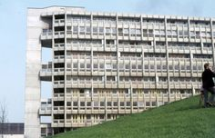 Architecture | Architectuul People Around The World, Around The Worlds, Toast Of London, Alison And Peter Smithson, Council Estate, Social Housing, Brutalist, East London, Pathways