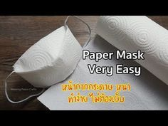 Discover recipes, home ideas, style inspiration and other ideas to try. Peace Crafts, Sewing Hacks, Sewing Projects, Papier Diy, Buy Mask, Sewing Techniques, Diy Face Mask, Tapas, Origami