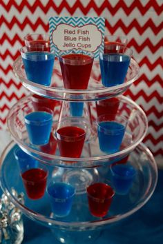 Cat in the Hat Birthday Party Ideas | Photo 1 of 36 | Catch My Party