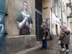 """Jacek Malczewski, """"Hamlet polski. Portret Aleksandra Wielopolskiego"""" na ulicach Pragi, na kilka godzin przed odejściem w niebyt."""
