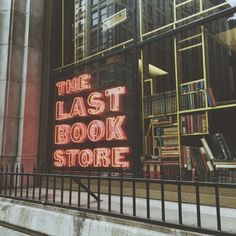 The Last Bookstore ~ Los Angeles, CA