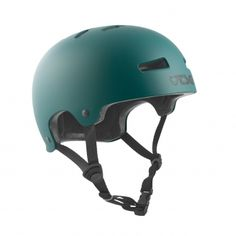 TSG Evolution Helm Solid Colors satin-forest S/M