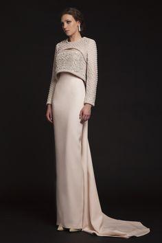 """Krikor Jabotian """"The Last Printemps"""", P-É 2015 - Haute couture Fabulous Dresses, Pretty Dresses, Beautiful Dresses, Evening Dresses, Prom Dresses, 2015 Dresses, Wedding Dresses, Spring Dresses, Krikor Jabotian"""