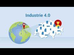 Industrie 4.0 - Die vierte industrielle Revolution