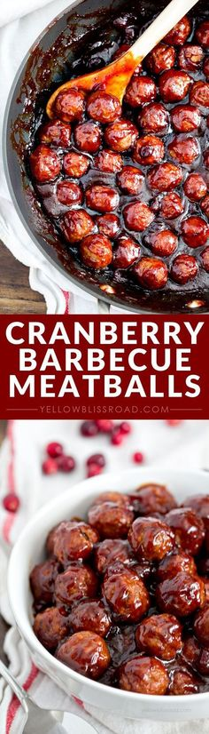 BBQ Meatballs Cranberry Barbecue Meatballs - a delicious appetizer recipe that's perfect for the holidays or game day!Cranberry Barbecue Meatballs - a delicious appetizer recipe that's perfect for the holidays or game day! No Cook Appetizers, Appetizers For Party, Appetizer Recipes, Delicious Appetizers, Christmas Appetizers, Mexican Appetizers, Halloween Appetizers, Thanksgiving Appetizers, Appetizer Ideas