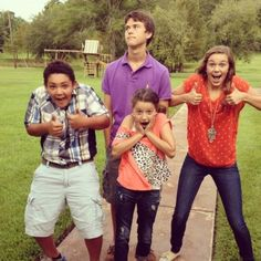 Willies kids... Lil' Will, Sadie, John Luke, and Bella.