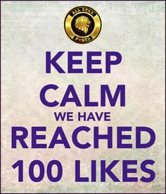 We are growing! Over 100 likes. Join All Star Poker for exciting poker!   #celebration #poker #candycrush #keepcalm